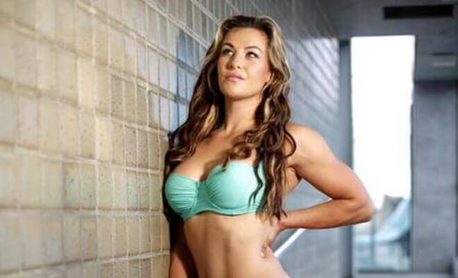 Miesha Tate Complains About Making Weight Meanwhile Her ...