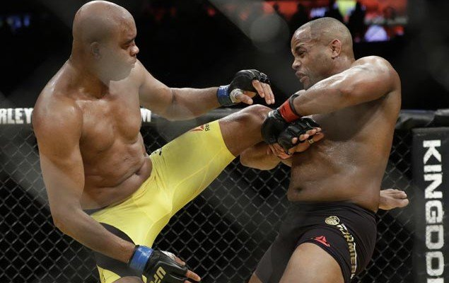 Anderson Silva and Daniel Cormier Fight at UFC 200