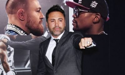 Oscar de La Hoya on Conor and Mayweather Big Fight