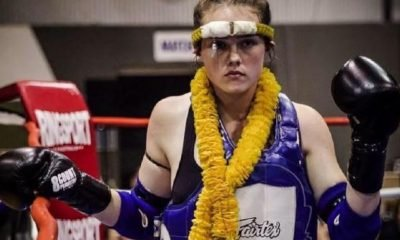 Muay Thai fighter die of severe dehydration trying to cut weight for her Jessica Lindsay dies