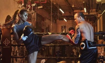 Gracie Carvalho Loves Muay Thai