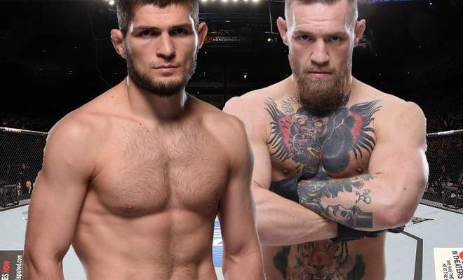 khabib and mcgregor feature match ufc 229