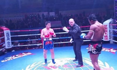 Buakaw Fights Rich Man