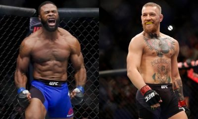 Tyron Woodley Want To Fight Conor McGregor