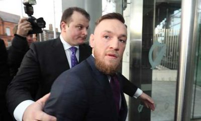 Conor McGregor Appears In Court