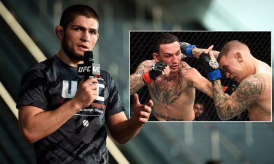 Khabib Disagree with Judges Decision He Want to Fight With Dustin Dustin Poirier