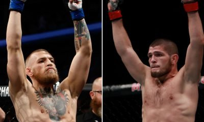 Conor Challenges Khabid on Twitter