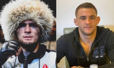 Khabib and Dustin